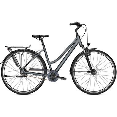 Vélo de Ville KALKHOFF AGATTU 8R TRAPEZ Gris 2020